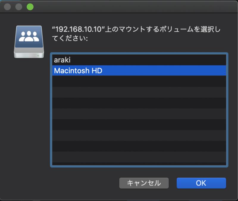 mac mini 2018 2020 サーバ