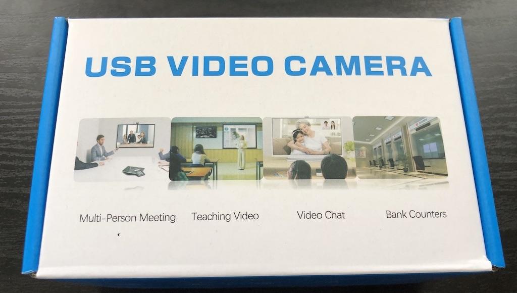 mac mini用に外付けWebカメラを購入したら案外良かった【Mac mini 2020】