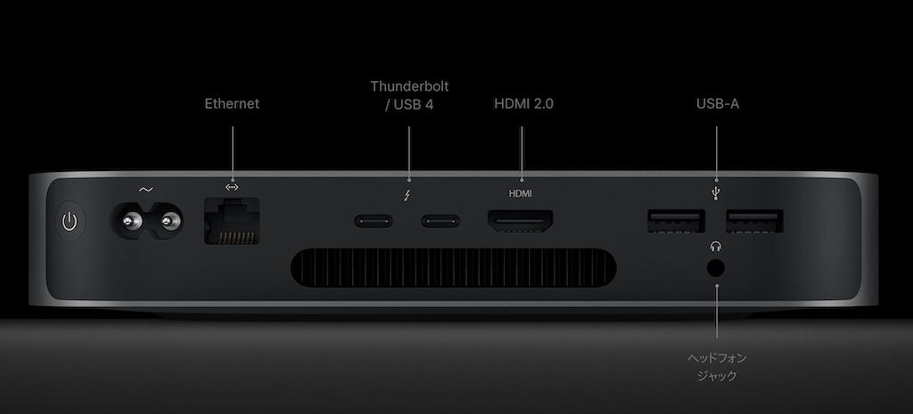 Mac mini (M1, 2020)について考える【買うべき?】